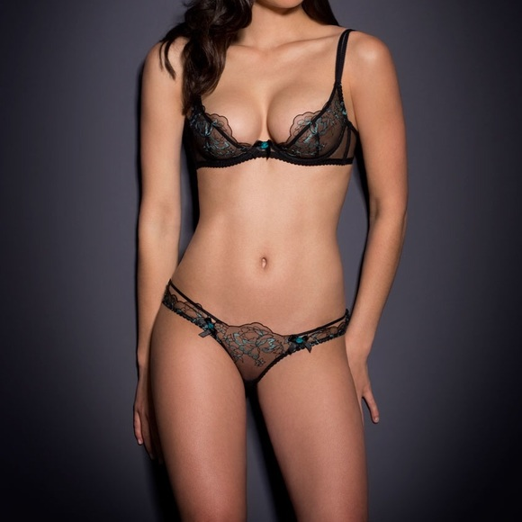 73785e93abfb2 Agent Provocateur Other - Hard to find Agent Provocateur Callie set